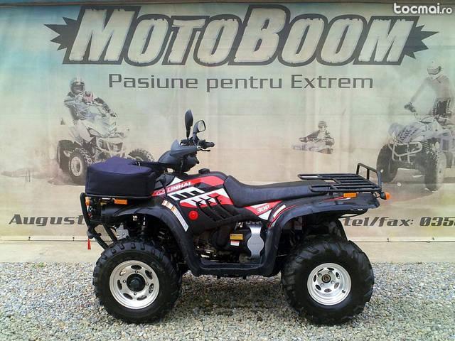 ATV Linhai 300 Worker 4x4 2012