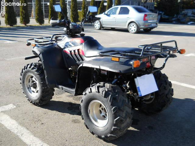 ATV Linhai Worker 4x4