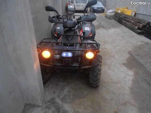 Linhai 300 4x4, 2009
