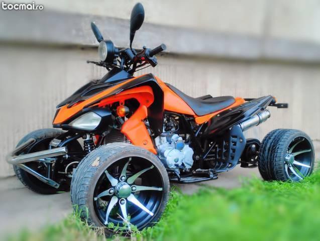 Quad Sport Linhai SP307J, 2010