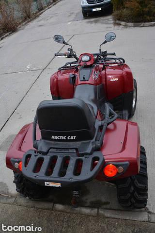 ATV 4x4 Arctic Cat TRV 1000cc Cruiser