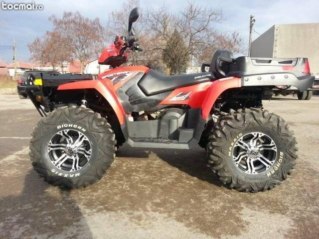 Polaris Sportsman X2, 2008