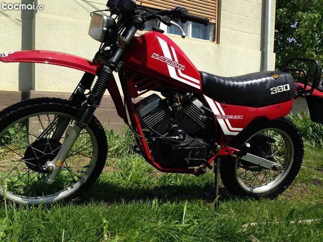 Moto Morini Kangura 350x