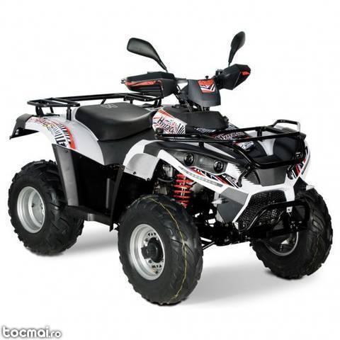 ATV Linhai 210 S 2x4 model 2014