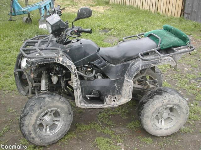 Linhai ATV, 2000