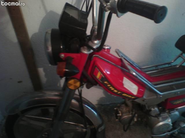 Scuter First Bike, 2005