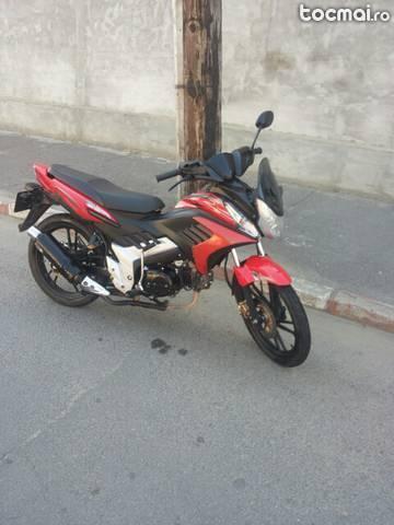 First Bike Energic, 2008