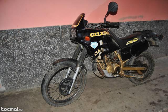Gilera enduro, 2002