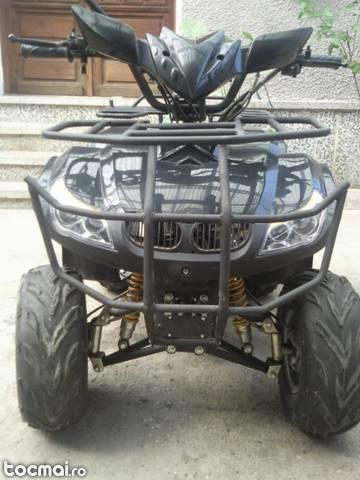 Atv bmw125cc black