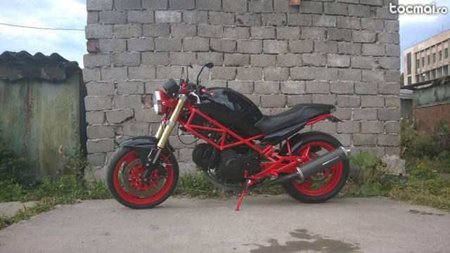 Ducati Monster Dark Reconditionat Stare impecabila