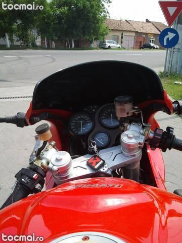 Ducati 750 ss ie, 2002