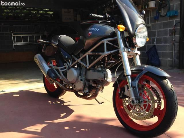 Ducati Monster 620 M4/ 08, 2005
