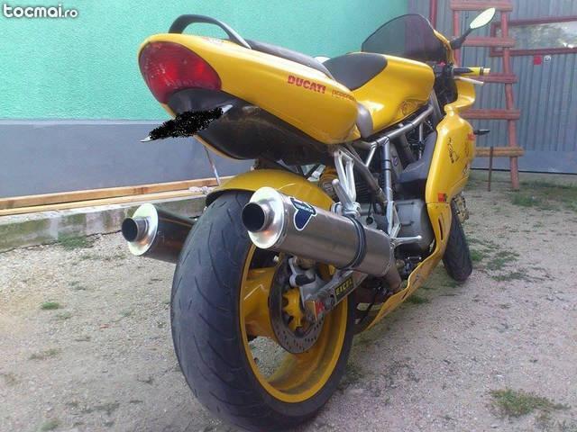 Ducati 800 ss, 2005