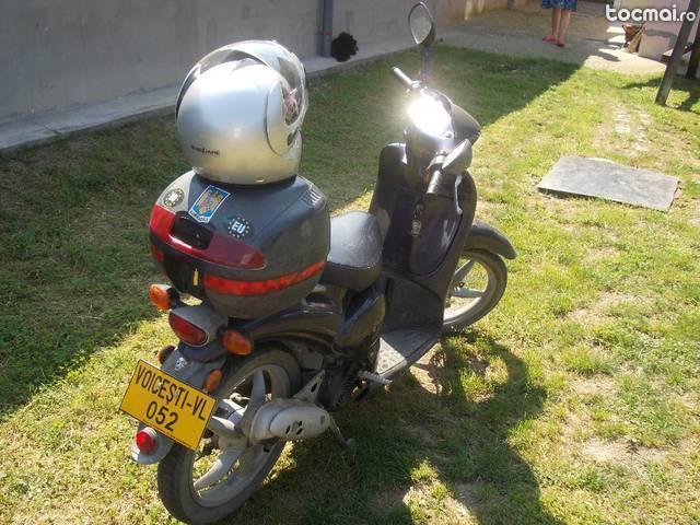 Motoscuter Aprilia