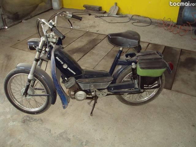 Moto Morini One dollaro, 1974