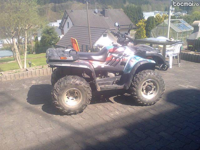 ATV Linhai 300, 2007, 300 benzina