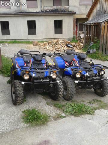 2 bucati ATV Linhai worker 2x4